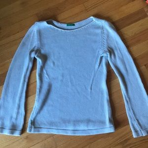 United colors of Benetton sweater pale green